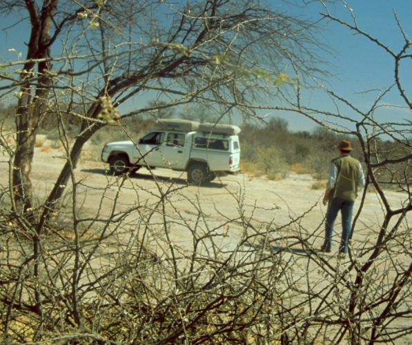 Botswana - Kalahari 25