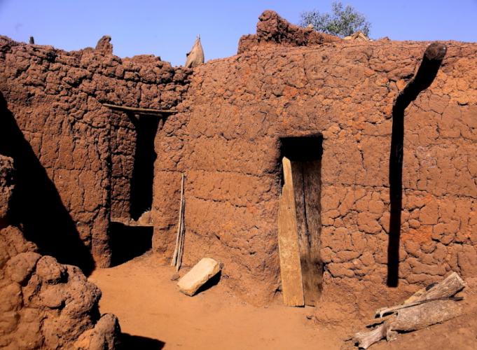 Burkina Faso - Koumi village, Bobo Dioulasso area 075