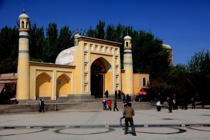 China - Xinjiang 197 - Kashgar