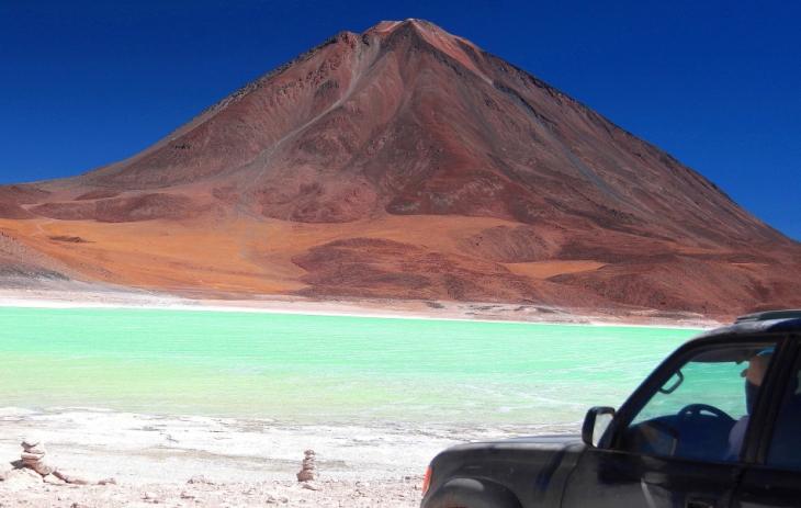 Bolivia - Itinerary Sur Lipez-Tupiza 097 / Laguna Verde