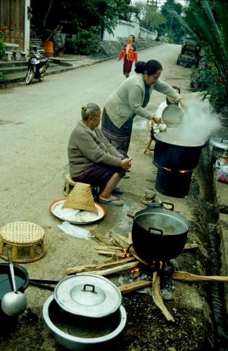 Laos - Luang Prabang 015