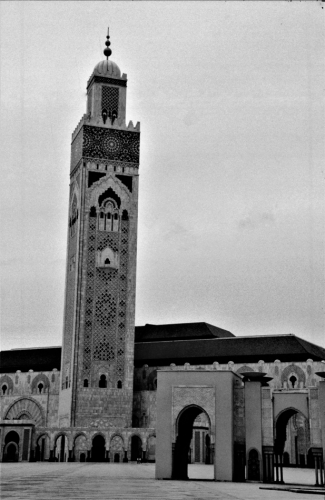 Morocco 001 - Casablanca - Hassan II Mosque