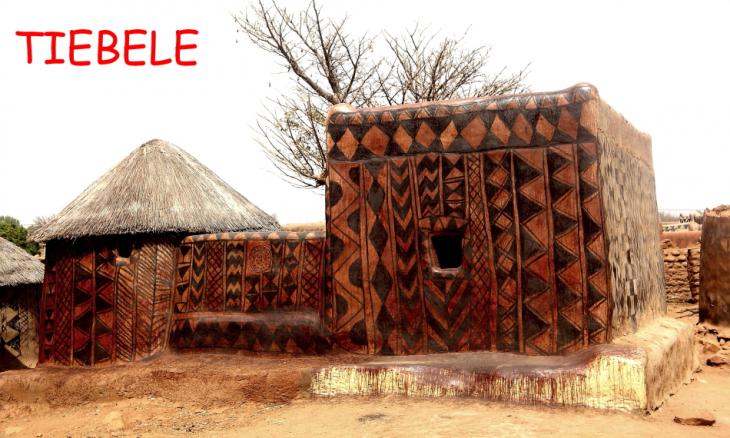 Burkina Faso -Tiebele 001