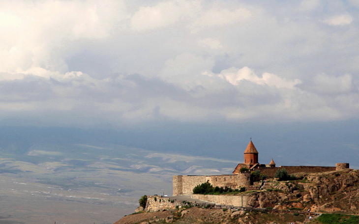 Armenia 001 - Khor Virap