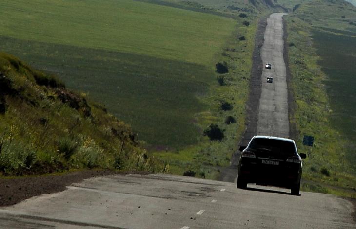 Armenia 001 - On the road to Tatev