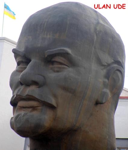 Russia - Ulan Ude 001 - Soviet Square
