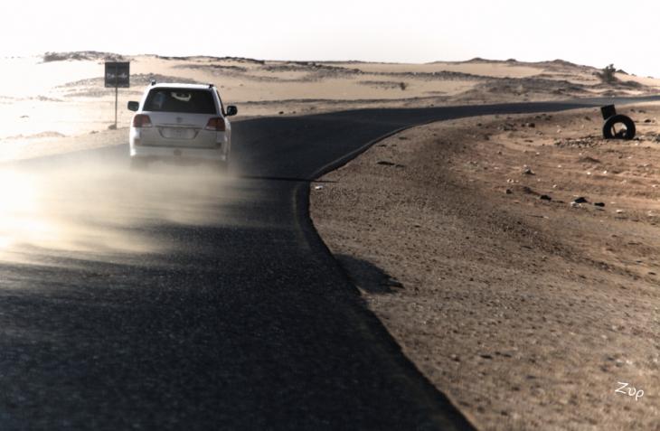 Sudan 001 - On the way