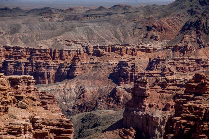 Kazakhstan - Charyn canyon 001