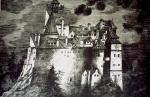 Romania - Bran area 001- The castle