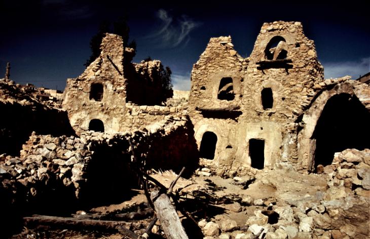 Libya - Ksar Nalut 001