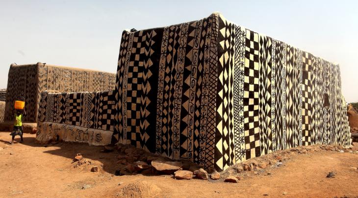 Burkina Faso -Tiebele 002
