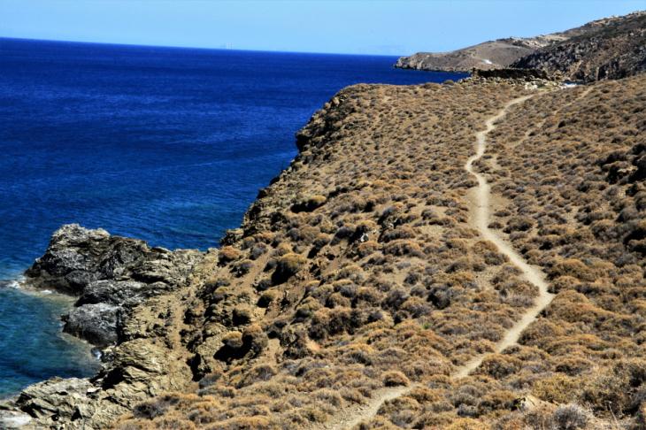 Greece - Astypalaia 002 - On the way to Tzanaki beach