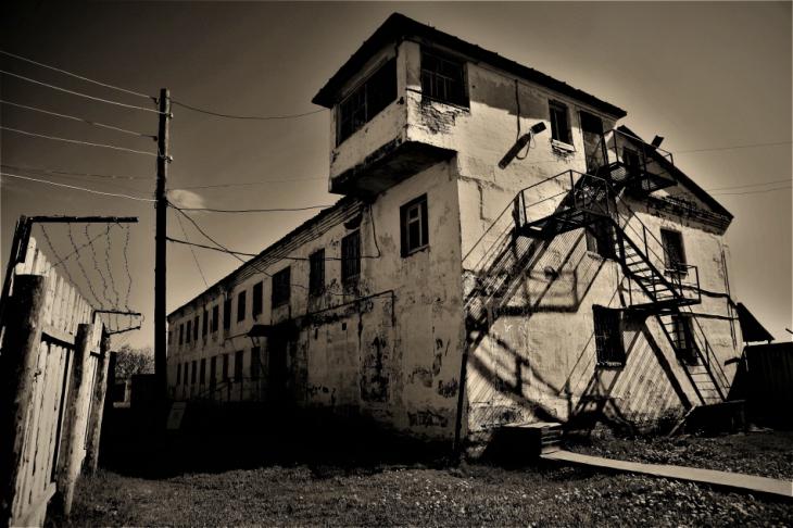 Russia - Gulag Perm-36 - 002