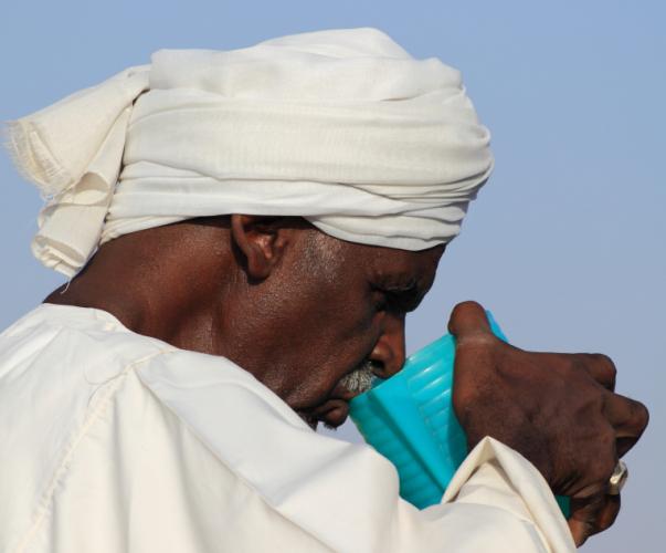 Sudan - Dervish ceremony 002