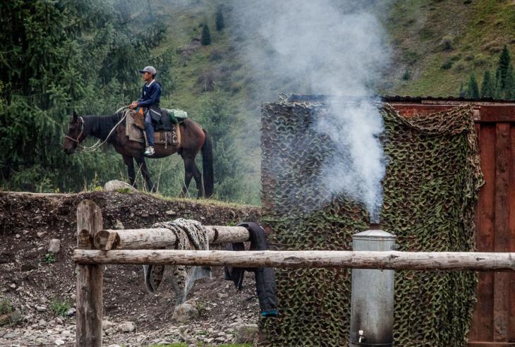 Kazakhstan - Kaindy 002