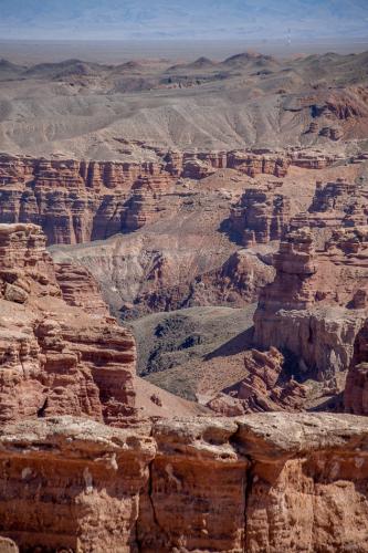 Kazakhstan - Charyn canyon 002
