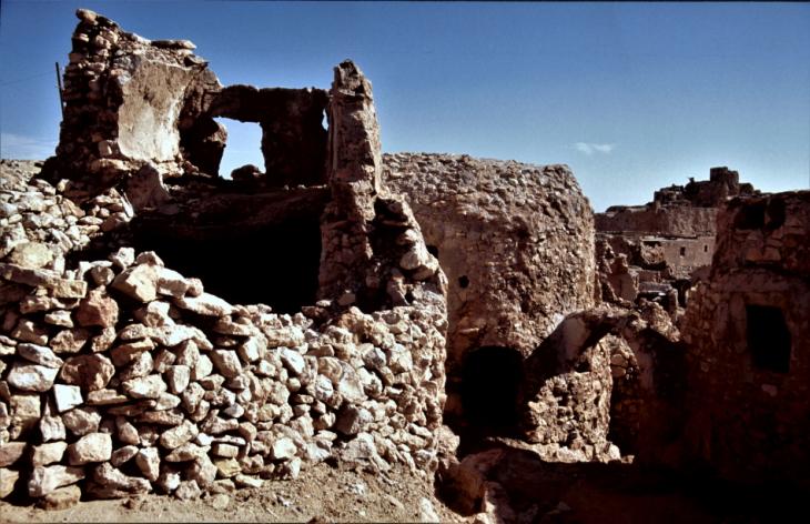 Libya - Ksar Nalut 002
