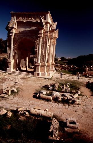 Libya - Leptis Magna 002