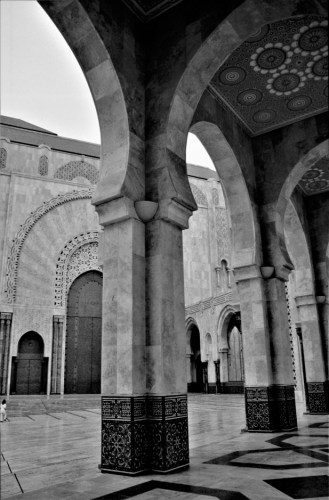 Morocco 002 - Casablanca - Hassan II Mosque