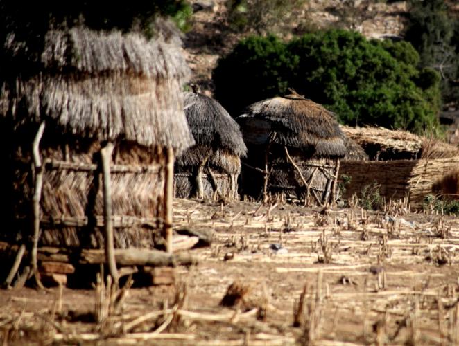 Burkina Faso - Falaise du Gobnangou 003