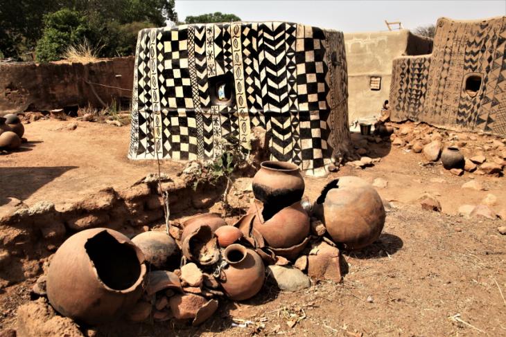 Burkina Faso -Tiebele 003