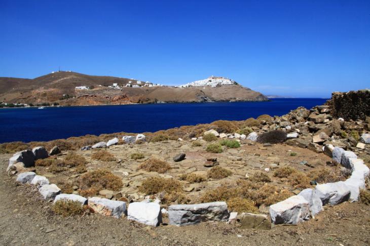 Greece - Astypalaia 003 - On the way to Tzanaki beach