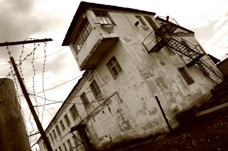 Russia - Gulag Perm-36 - 003