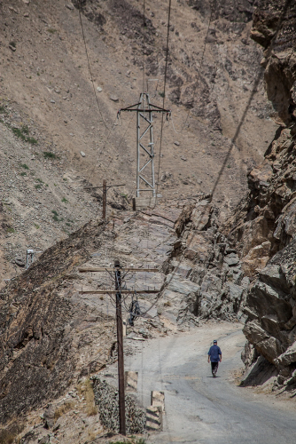 Tajikistan 003 - On the road to Khorog