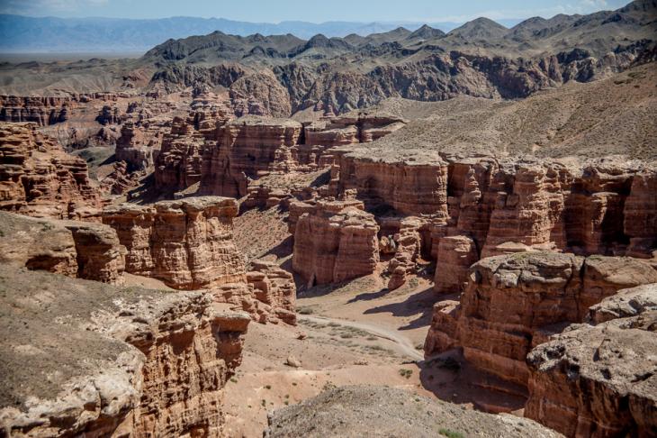 Kazakhstan - Charyn canyon 003