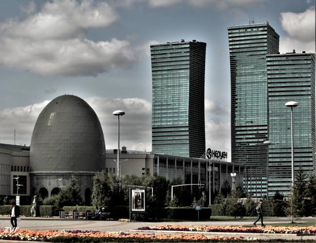 Kazakhstan - Astana (Nursultan) 003