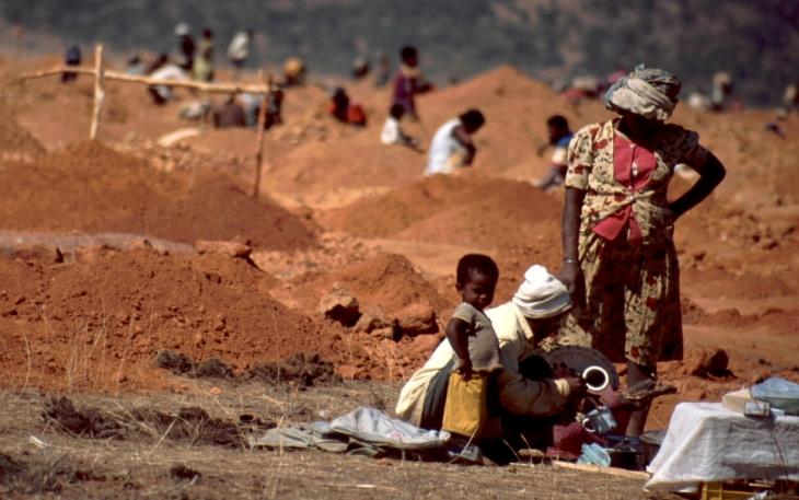 Madagascar - Ilakaka 003