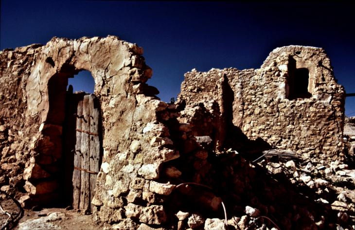 Libya - Ksar Nalut 003