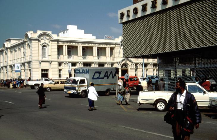 Zimbabwe - Bulawayo 003