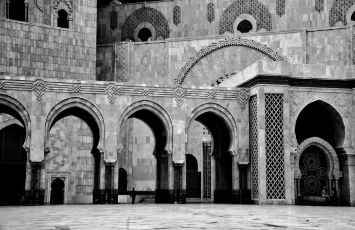 Morocco 003 - Casablanca - Hassan II Mosque
