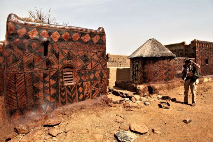Burkina Faso -Tiebele 004
