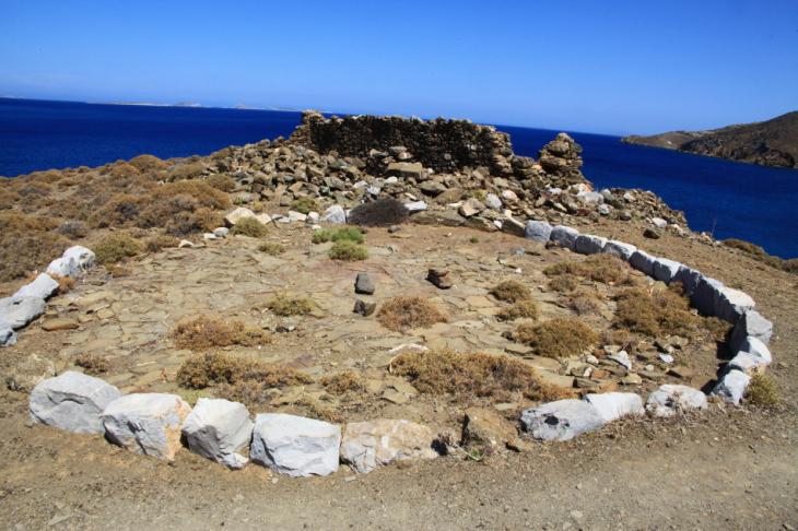 Greece - Astypalaia 004 - On the way to Tzanaki beach