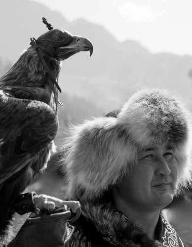 Kazakhstan - Bird training 004