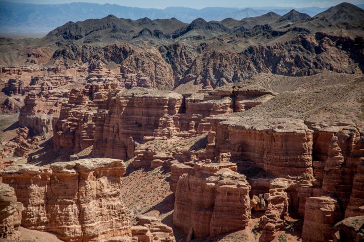 Kazakhstan - Charyn canyon 004
