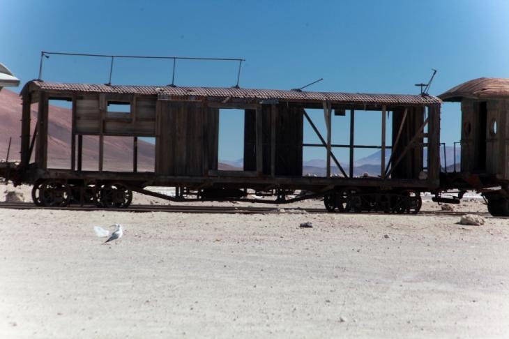 Bolivia - Itinerary Sur Lipez-Tupiza 004 / NP Eduardo Avaroa check-point