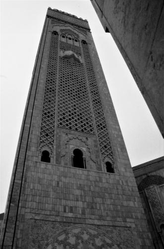 Morocco 004 - Casablanca - Hassan II Mosque