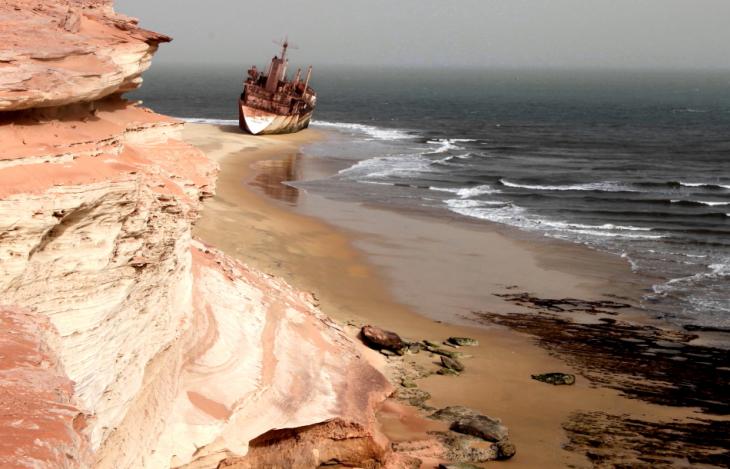 Mauritania 004 - Cap Blanc