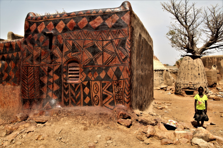 Burkina Faso -Tiebele 005
