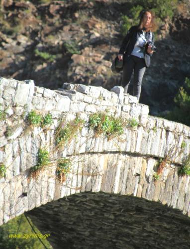 Albania 005 - On the road to Ohrid lake
