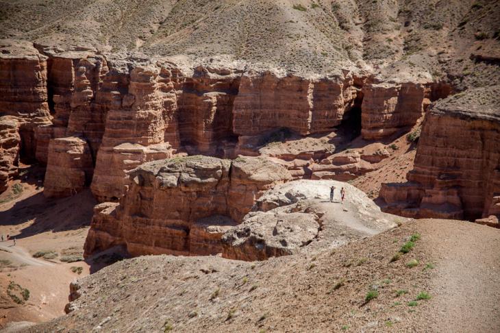 Kazakhstan - Charyn canyon 005