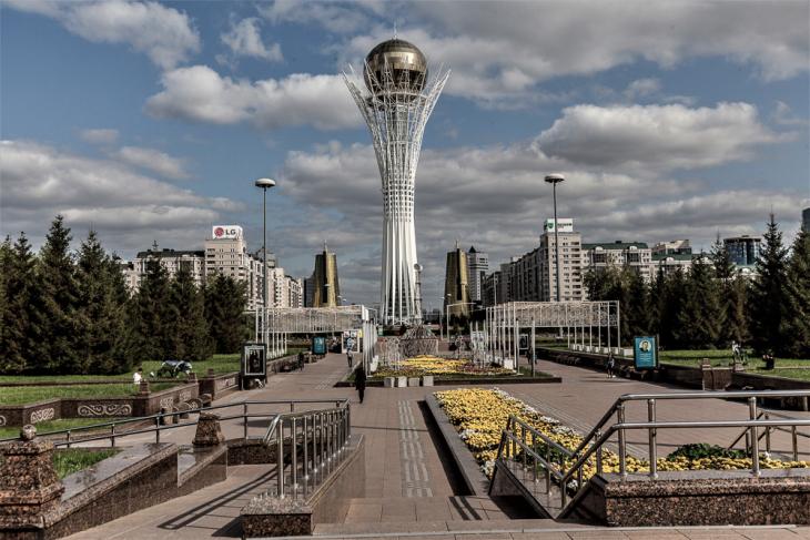 Kazakhstan - Astana (Nursultan) 005