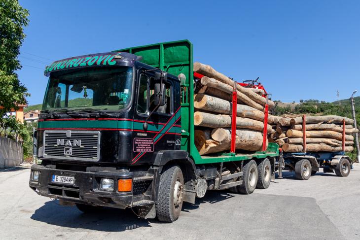 Bulgaria - On the way to Pirin 005
