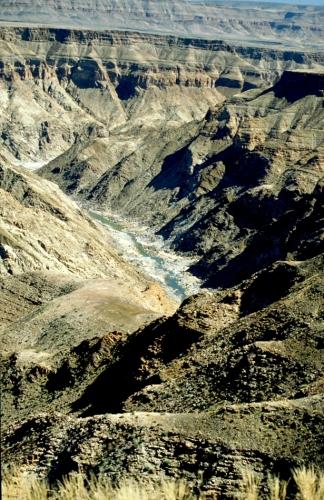 Namibia - Fish River Canyon 005