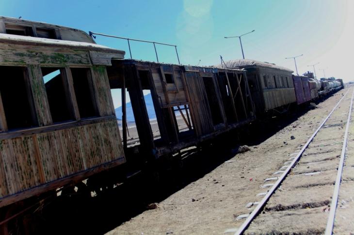 Bolivia - Itinerary Sur Lipez-Tupiza 005 / NP Eduardo Avaroa check-point