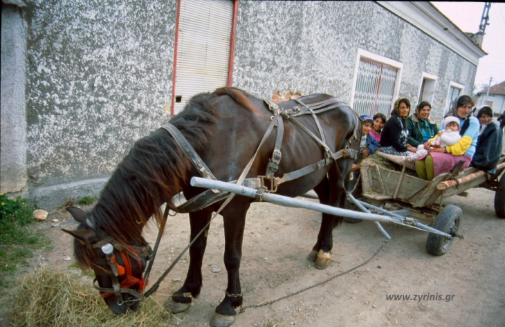 Romania - Rasnov 005 - On the road