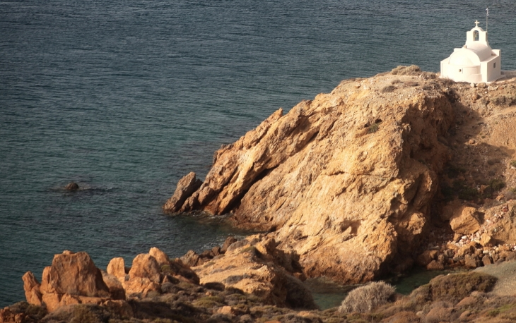 Greece - Anafi 005 - South